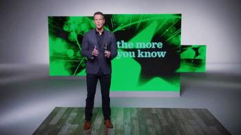 The More You Know TV Spot, 'Environment: Reusable Mug' Feat. Thomas Roberts - Thumbnail 6