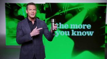 The More You Know TV Spot, 'Environment: Reusable Mug' Feat. Thomas Roberts - Thumbnail 8