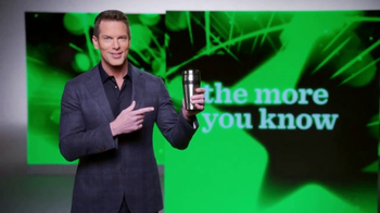 The More You Know TV Spot, 'Environment: Reusable Mug' Feat. Thomas Roberts - Thumbnail 9