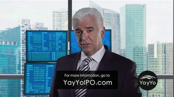 YayYo TV Spot, 'Initial Public Offering' Featuring John O'Hurley - Thumbnail 2