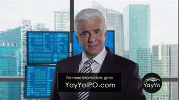 YayYo TV Spot, 'Initial Public Offering' Featuring John O'Hurley - Thumbnail 3