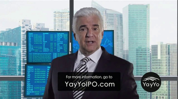 YayYo TV Spot, 'Initial Public Offering' Featuring John O'Hurley - Thumbnail 5