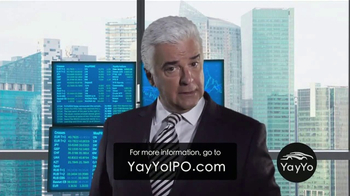 YayYo TV Spot, 'Initial Public Offering' Featuring John O'Hurley - Thumbnail 6