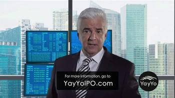 YayYo TV Spot, 'Initial Public Offering' Featuring John O'Hurley - Thumbnail 7