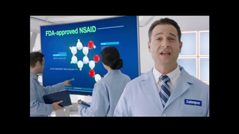 Salonpas Pain Relief Patch TV Spot, 'Comparative' - Thumbnail 5