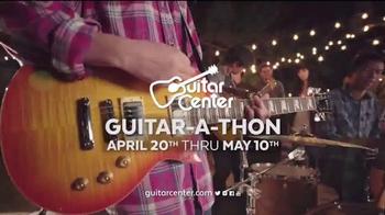 Guitar Center Guitar-a-Thon TV Spot, 'Epiphone and Ibanez Guitars' - Thumbnail 9