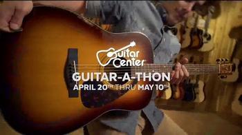 Guitar Center Guitar-a-Thon TV Spot, 'Epiphone and Ibanez Guitars' - Thumbnail 2