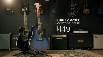 Guitar Center Guitar-a-Thon TV Spot, 'Epiphone and Ibanez Guitars' - Thumbnail 8