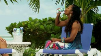 Grace Coconut Water TV Spot, 'Quality Time With Shelly-Ann Fraser-Pryce' - 3 commercial airings