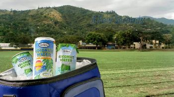 Grace Coconut Water TV Spot, 'A Few Seconds With Shelly-Ann Fraser-Pryce' - Thumbnail 1