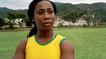 Grace Coconut Water TV Spot, 'A Few Seconds With Shelly-Ann Fraser-Pryce' - Thumbnail 3