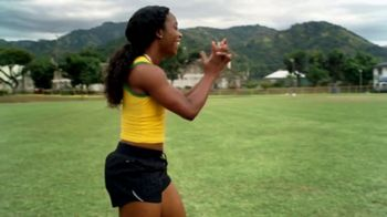 Grace Coconut Water TV Spot, 'A Few Seconds With Shelly-Ann Fraser-Pryce' - Thumbnail 4