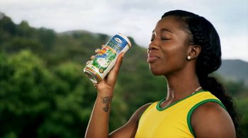 Grace Coconut Water TV Spot, 'A Few Seconds With Shelly-Ann Fraser-Pryce' - Thumbnail 6