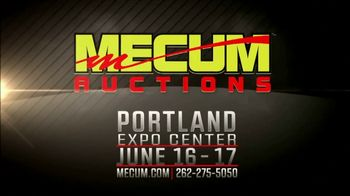 Mecum Auctions TV Spot, 'Portland Expo Center: Father's Day Weekend' - Thumbnail 10