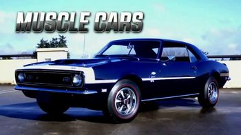 Mecum Auctions TV Spot, 'Portland Expo Center: Father's Day Weekend' - Thumbnail 4