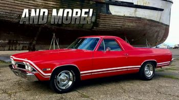 Mecum Auctions TV Spot, 'Portland Expo Center: Father's Day Weekend' - Thumbnail 5