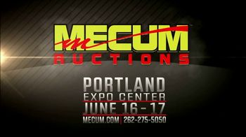 Mecum Auctions TV Spot, 'Portland Expo Center: Father's Day Weekend' - Thumbnail 9