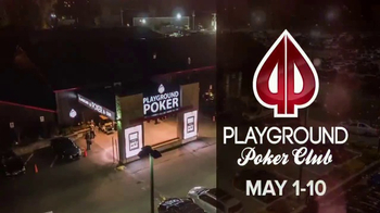Playground Poker Club TV Spot, 'Twitch: Spring Classic'