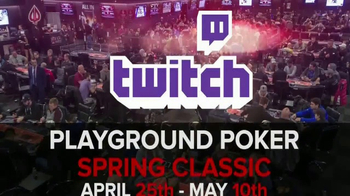 Playground Poker Club TV Spot, 'Twitch: Spring Classic' - Thumbnail 5