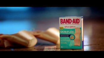 Band-Aid Skin-Flex TV Spot, 'Dancer' - Thumbnail 4