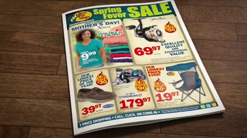 Bass Pro Shops Spring Fever Sale TV Spot, 'Shorts for the Family' - Thumbnail 4