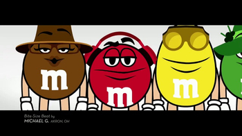 M&M's TV Spot, 'Bite-Size Beat by Michael G.' - Thumbnail 1