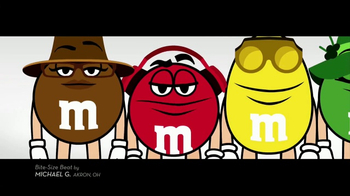 M&M's TV Spot, 'Bite-Size Beat by Michael G.' - Thumbnail 2