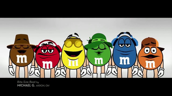 M&M's TV Spot, 'Bite-Size Beat by Michael G.' - Thumbnail 4