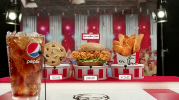 KFC $5 Fill Ups: Zinger TV Spot, 'Winner' - Thumbnail 2