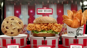 KFC $5 Fill Ups: Zinger TV Spot, 'Winner' - Thumbnail 4