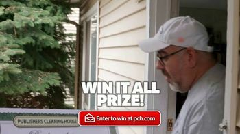 Publishers Clearing House TV Spot, 'Win It All C' - Thumbnail 4