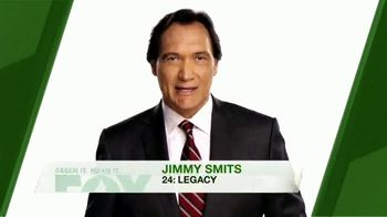 FOX TV Spot, 'Green It. Mean It.: Coffee Cups' Featuring Jimmy Smits