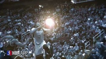 NBA App TV Spot, 'Just One Play: Determined Force' Featuring James Harden - Thumbnail 3