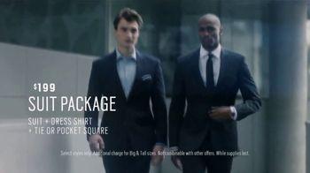 Men's Wearhouse TV Spot, 'Complete Suit Package' - Thumbnail 4