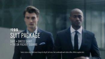 Men's Wearhouse TV Spot, 'Complete Suit Package' - Thumbnail 5