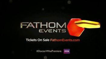 Fathom Events TV Spot, 'Doctor Who Season 10 Premiere' - Thumbnail 8