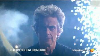Fathom Events TV Spot, 'Doctor Who Season 10 Premiere' - Thumbnail 4