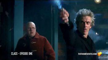 Fathom Events TV Spot, 'Doctor Who Season 10 Premiere' - Thumbnail 5