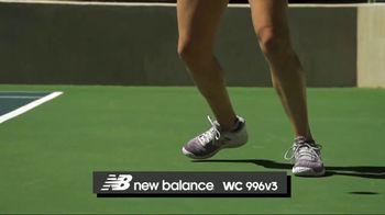 Tennis Warehouse TV Spot, 'New Balance Spring 2017' Featuring Nicole Gibbs - Thumbnail 5