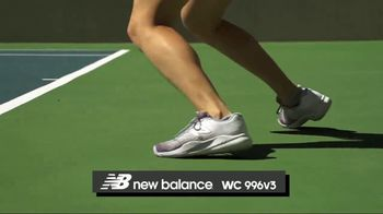 Tennis Warehouse TV Spot, 'New Balance Spring 2017' Featuring Nicole Gibbs - Thumbnail 6