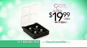 Clever Catch TV Spot, 'Lock Earrings in Place' - Thumbnail 10