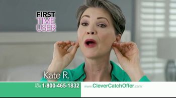 Clever Catch TV Spot, 'Lock Earrings in Place' - Thumbnail 8