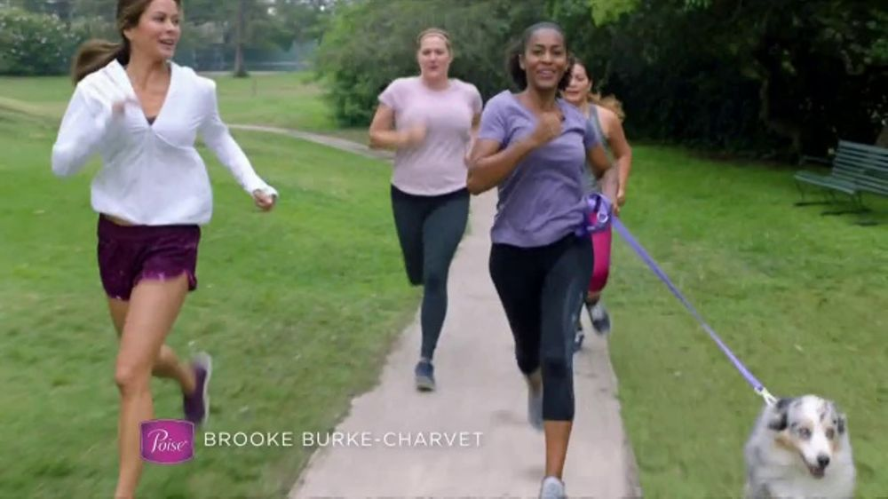 Poise Liners TV Commercial, 'Part of Being a Woman'