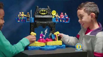 Imaginext Battle Batcave TV Spot, 'Get Ready to Battle'