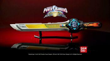 Power Rangers Ninja Steel Sword TV Spot, 'Prepare for Battle' - 881 commercial airings