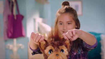 FurReal Friends Shaggy Shawn TV Spot, 'Hairdo' - Thumbnail 4