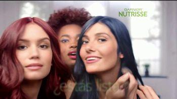Garnier Nutrisse Ultra Color TV Spot, 'Color más vivo' [Spanish] - Thumbnail 1