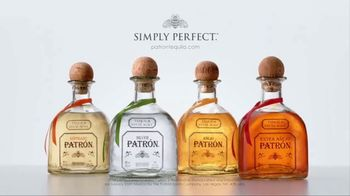 Patron Spirits Company TV Spot, 'All-Star Lineup'