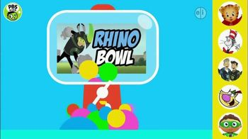 PBS Kids Games App TV Spot, 'On the Go'