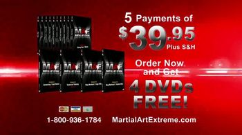 Martial Art Extreme TV Spot, 'Boxing Techniques' - Thumbnail 9
